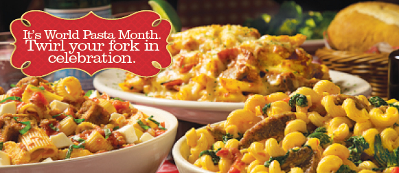 Celebrate World Pasta Month At Buca